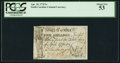 Colonial Notes:South Carolina, South Carolina April 10, 1778 5s PCGS About New 53.. ...