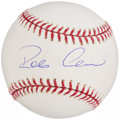 Autographs:Baseballs, Robinson Cano Single Signed Baseball. ...