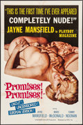 "Movie Posters:Sexploitation, Promises! Promises! (NTD, 1963). One Sheet (27"" X 41""). Style A.Sexploitation.. ..."