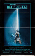 "Movie Posters:Science Fiction, Return of the Jedi (20th Century Fox, 1983). Standee (36.5"" X58.5""). Science Fiction.. ..."