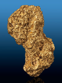 Gold Nugget Bendigo, City of Great Bendigo Victoria, Australia