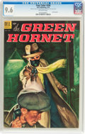Golden Age (1938-1955):Miscellaneous, Four Color #496 The Green Hornet (Dell, 1953) CGC NM+ 9.6 Off-white pages....