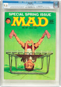 Magazines:Mad, MAD #87 Gaines File Pedigree (EC, 1964) CGC NM+ 9.6 Off-white to white pages....