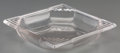 Art Glass:Lalique, R. Lalique Clear Glass Marsan Ashtray. Circa 1929. Molded R. LALIQUE; Engraved FRANCE. M p. 277, No. 306...