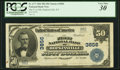 National Bank Notes, Hopkinsville, KY - $50 1902 Plain Back Fr. 677 The First NB Ch. # 3856. ...