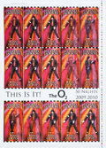 "Movie Posters:Rock and Roll, Michael Jackson: This is It! (The O2, 2009). Lenticular TicketProofs (2) (20"" X 28""). Rock and Roll. ... (Total: 2 Items)"