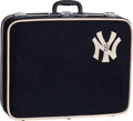 Baseball Collectibles:Others, 1960's Yogi Berra New York Yankees Suitcase. ...