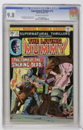 Bronze Age (1970-1979):Horror, Supernatural Thrillers #13 (Marvel, 1975) CGC NM/MT 9.8 Off-whiteto white pages....