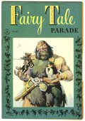 "Golden Age (1938-1955):Funny Animal, Four Color #114 Fairy Tale Parade - Davis Crippen (""D"" Copy)pedigree (Dell, 1946) Condition: FN...."