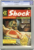 Magazines:Crime, Shock Illustrated #2 Gaines File pedigree 1/12 (EC, 1956) CGC NM+9.6 Cream to off-white pages....