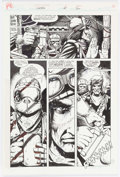 Original Comic Art:Panel Pages, Tim Truman Grimjack #5 Page 16 Original Art (First, 1984)....