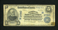 National Bank Notes:Missouri, Kansas City, MO - $5 1902 Date Back Fr. 592 The NB of Commerce Ch.# (M)3760. This note is complete, but well circulated...