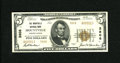 National Bank Notes:Pennsylvania, Mountville, PA - $5 1929 Ty. 2 The Mountville NB Ch. # 3808. Bright white surfaces highlight this issue which is include...