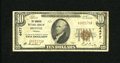 National Bank Notes:Virginia, Bristol, VA - $10 1929 Ty. 1 The Dominion NB Ch. # 4477. This is anew addition to the Kelly census which numbers 31 sm...