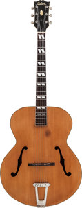 Musical Instruments:Acoustic Guitars, 1940 Gibson L7 Natural Archtop Acoustic Guitar, Serial #96542....