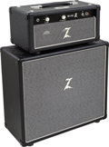 Musical Instruments:Amplifiers, PA, & Effects, 2008 Dr. Z Mini Z Black Guitar Amplifier, #S 21640.... (Total: 2 )