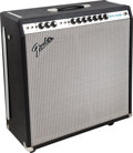 Musical Instruments:Amplifiers, PA, & Effects, 1979 Fender Super Reverb Black Guitar Amplifier, Serial #A70149....