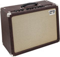 Musical Instruments:Amplifiers, PA, & Effects, Circa 1999 Tone King Meteor 40 Brown Guitar Amplifier....
