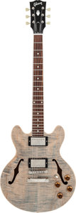 Musical Instruments:Electric Guitars, 2010 Gibson CS 336F, Serial # CS--104687....