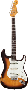 Musical Instruments:Electric Guitars, 1990 Fender Stratocaster Electric Guitar, # 20313...