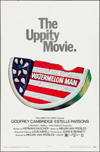 """Watermelon Man & Others Lot (Columbia, 1970). One Sheets (4) (27"""" X 41""""). Comedy. ... (Total: 4 Items)"""