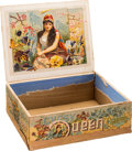 "Baseball Cards:Unopened Packs/Display Boxes, 1880's Goodwin & Co. ""Gypsy Queen"" Cigarettes Retail DisplayBox. ..."