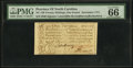 Colonial Notes:North Carolina, North Carolina December, 1771 £1 PMG Gem Uncirculated 66.. ...