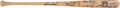 Baseball Collectibles:Bats, 2008 Hall of Fame Induction Multi-Signed Bat ...