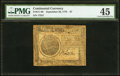 Colonial Notes:Continental Congress Issues, Continental Currency September 26, 1778 $7 PMG Choice ExtremelyFine 45.. ...