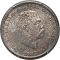 Coins of Hawaii , 1883 25C Hawaii Quarter MS66 PCGS. PCGS Population: (121/17). NGCCensus: (118/6). Mintage 242,600. ...