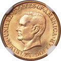Commemorative Gold, 1917 G$1 McKinley Gold Dollar MS67+ NGC....