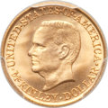 Commemorative Gold, 1916 G$1 McKinley Gold Dollar MS67+ PCGS....