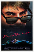Movie Posters:Comedy, Risky Business & Others Lot (Warner Brothers, 1983). Folde...