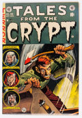 Golden Age (1938-1955):Horror, Tales From the Crypt #38 (EC, 1953) Condition: Apparent FN/VF....