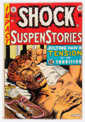 Golden Age (1938-1955):Horror, Shock SuspenStories #12 (EC, 1953) Condition: VG+....