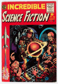 Golden Age (1938-1955):Horror, Incredible Science Fiction #30 (EC, 1955) Condition: FN+....