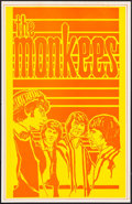"Movie Posters:Rock and Roll, The Monkees (Saladin Productions, 1967). Head Shop Poster (13"" X20""). Rock and Roll.. ..."