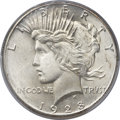 Peace Dollars, 1928 $1 MS65+ PCGS. CAC....