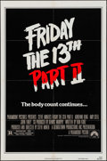 """Movie Posters:Horror, Friday the 13th Part II & Others Lot (Paramount, 1981). One Sheets (3) (27"""" X 41"""") Advance. Horror.. ... (Total: 3 Items)"""