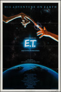 """Movie Posters:Science Fiction, E.T. The Extra-Terrestrial (Universal, 1982). One Sheet (27"""" X41""""). Science Fiction.. ..."""