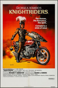 "Knightriders (United Artists, 1981). One Sheet (27"" X 41""). Action"