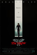 """Movie Posters:Action, The Crow (Miramax, 1994). One Sheet (27"""" X 40"""" SS). Action.. ..."""