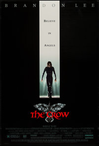 "The Crow (Miramax, 1994). One Sheet (27"" X 40"" SS). Action"