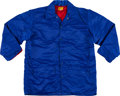 Football Collectibles:Uniforms, 1960's New York Giants Football Game Worn Sideline Jacket....