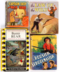 Big Little Book:Miscellaneous, Big Little Book Group of 16 (Whitman, 1930s-40s) Condition: AverageGD.... (Total: 16 Comic Books)