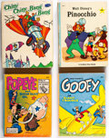 Big Little Book:Miscellaneous, Big Little Book Group of 17 (Whitman, 1930s-60s) Condition: AverageVG.... (Total: 17 Comic Books)