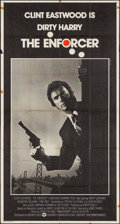 """Movie Posters:Crime, The Enforcer (Warner Brothers, 1977). International Three Sheet(41"""" X 77""""). Crime.. ..."""