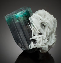 Tourmaline Paprok Mine Kamdesh District Nuristan Province Afghanista