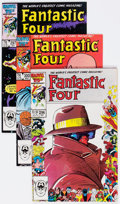 Modern Age (1980-Present):Superhero, Fantastic Four Box Lot (Marvel, 1986-2004) Condition: AverageNM-....