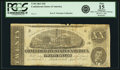 Confederate Notes:1863 Issues, Confederate States of America - T58 $20 1863 PF-19, Cr. 425.Remainder. PCGS Fine 15 Apparent.. ...